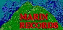 Marin Records Logo